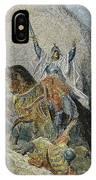 Saladin (1138-1193) IPhone Case