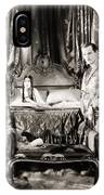 Silent Still: Bedroom IPhone Case