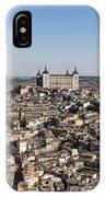 Toledo Spain IPhone X Case