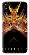 Untitled 32 IPhone Case