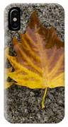 3 Wet Leaves IPhone Case