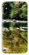 Williams River Autumn IPhone Case