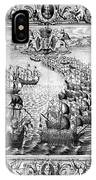 Spanish Armada, 1588 IPhone Case