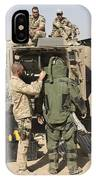 A U.s. Marine Gets Suited IPhone Case