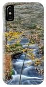 Big Hunting Creek Upstream From Cunningham Falls IPhone Case