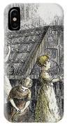 Child Labor, 1873 IPhone Case