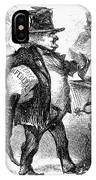 Civil War: Cartoon, 1861 IPhone Case