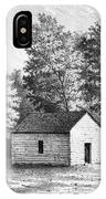 Civil War: Shiloh, 1862 IPhone Case