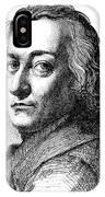 Claude-louis Berthollet, French Chemist IPhone Case