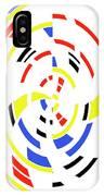 4 Colors Abstract IPhone Case