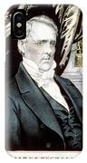 James Buchanan, 15th American President IPhone Case