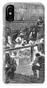 Kansas: Black Exodus, 1879 IPhone Case