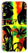 4 One Love IPhone Case