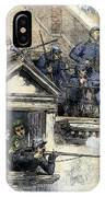 Paris Commune, 1871 IPhone Case