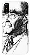 Rudyard Kipling (1865-1936) IPhone Case