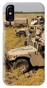 U.s. Army Soldiers Provide Security IPhone Case