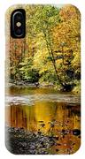 Williams River Autumn IPhone Case