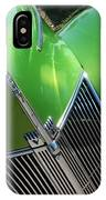 40 Ford - Grill Angle-8659 IPhone Case