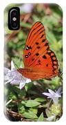 42- Fritillary Butterfly IPhone Case