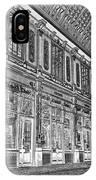 Leadenhall Market London IPhone Case