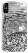 Great Railroad Strike, 1877 IPhone Case