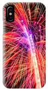 4th Of July - Independence Day Fireworks IPhone Case