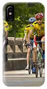 Bicycle Ride Across Georgia IPhone Case