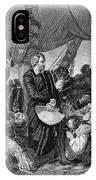 Christopher Columbus IPhone Case