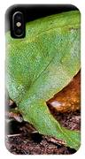 Darwins Frog IPhone Case