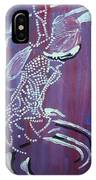 Dinka Bride - South Sudan IPhone Case