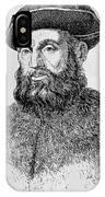 Ferdinand Magellan IPhone Case