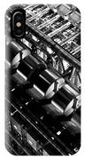 Lloyd's Building London Abstract  IPhone Case