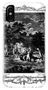 Plague Of London, 1665 IPhone Case