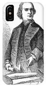 Samuel Adams (1722-1803) IPhone Case