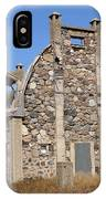 Schott Stone Barn IPhone Case