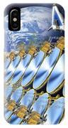 Solar Power Satellite, Artwork IPhone Case