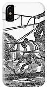 Stagecoach, 19th Century IPhone Case