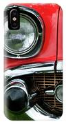 57 Chevy Right Front 8561 IPhone Case