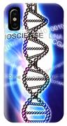 Dna Molecule IPhone Case