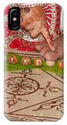 Hindu Wedding Ceremony IPhone Case