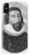 John Winthrop (1588-1649) IPhone Case