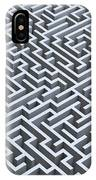 Maze, Artwork IPhone Case
