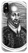 Torquato Tasso (1544-1595) IPhone Case