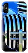 64 Chevy Grill IPhone Case