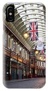 Leadenhall Market London IPhone Case