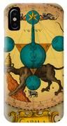 Alchemy Illustration IPhone Case