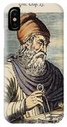 Archimedes (287?-212 B.c.) IPhone Case