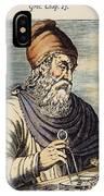 Archimedes (287?-212 B.c.) IPhone Case