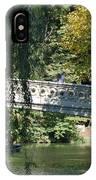 Bow Bridge IPhone Case
