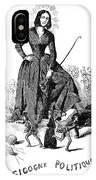 George Sand (1804-1876) IPhone Case